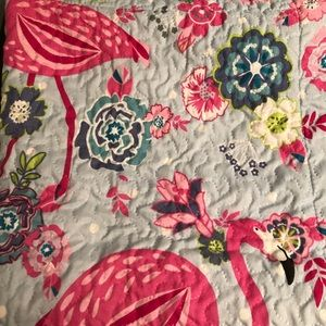 Other - Full size quilt/bedspread and two shams